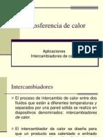 Clase 11 Transferencia de Calor Intercambiadores