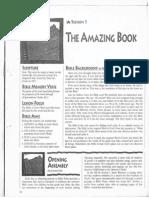 Amazing Journey Amazing Book s1