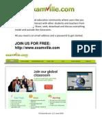 Examville.com – Neuroscience – LEMNISCI