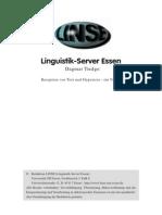 Textlinguistik - rezeption_hypertexte