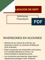 5.-Consolidación de EEFF