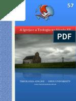 A igreja e a teologia no século xx