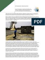 Il Delta del Niger affonda nell'inquinamento. Colpa del petrolio