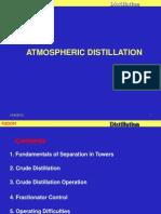 Atmospheric Distillation