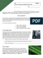 ds26-understanding waters structure  behavior