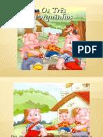 Os três Porquinhos e o Evangelho de São Mateus.pptx