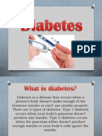 Diabetes Vane