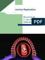 Retrovirus Replication by bhuvanesh kalal