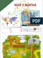 Mapas y Planos