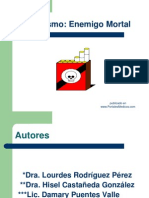 Tabaquismo Enemigo Mortal