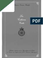 Cahiers Verts 07