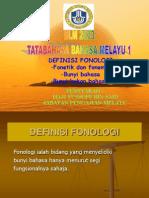 16581406 Fonetif Dan Fonologi