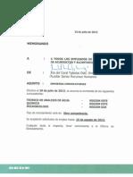 2013-08--Re Tecnico Analisis de Agua
