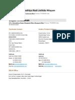 Nadi Address