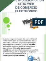 CONSTRUCCIÓN DE UN SITIO WEB