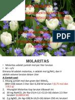 Molaritas, Normalitas dan Pengenceran.pdf