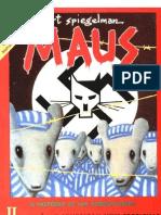 Maus Vol.II  - A História de um Sobrevivente