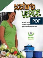 Recetario Verde Final