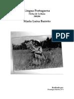 Maria Luísa Barreto, no reino das Fadas