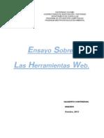 Ensayo_gilberto Herramientas Web PDF