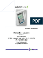 Manual   Abacus 3 español