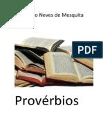 Estudo no Livro de Provérbios - Antônio Neves de Mesquita