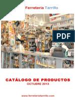 IdentidadVisual Catalogo FerreteriaTarrillo