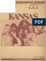 Kansas - Best Hits [Band Score]
