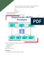 DDIC in ABAP
