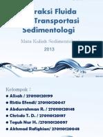 transportasi sedimen
