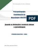 Contribuições da neurociência à docência