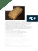 Pão de milho com fermento natural