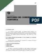 Capitulo 6 Motores de Corriente Continua