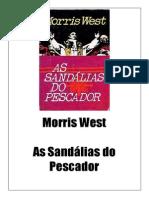 46187746 as Sandalias Do Pescador Morris West