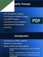 Reality Therapy Presentation (1)