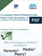 CEP Philippines Presentation in CEBU