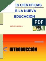 Bases Cientificas de La Nueva Educacion