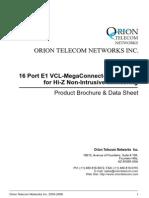e1 Megaconnect Jr Groomer