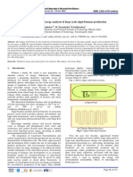 Energy Balance and Exergy Analysis of Large Scale Algal Biomass Production