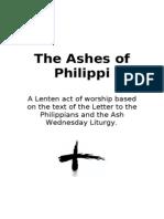 Ashes of Philippi