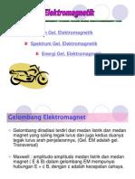 BAB XI GELOMBANG ELEKTROMAGNETIK.ppt