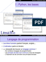 Cours2python Base