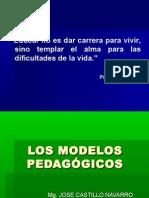 CONFERENCIA MODELOS PEDAGÓGICOS
