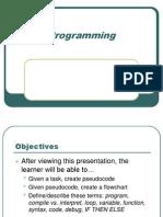 Programmingprogramming