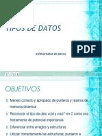 1.Tipos de Datos