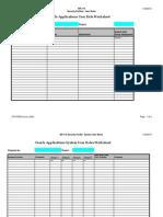 BR110 Security Profiles