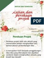 Kajian Dan Perekaan Projek