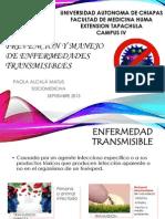 Capitulo 12 Prevencion y Manejo de Enfermedades Transmisibles (Paola Alcala Matus)