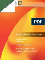 AUTOCUIDADOSONORA 2013-2014