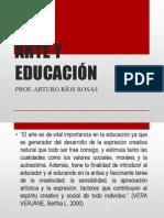 ARTE Y EDUCACIÓN 1